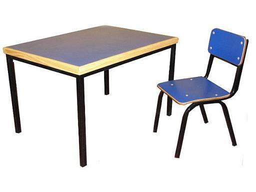 Mesa preescolar informacion for Mesas para preescolar